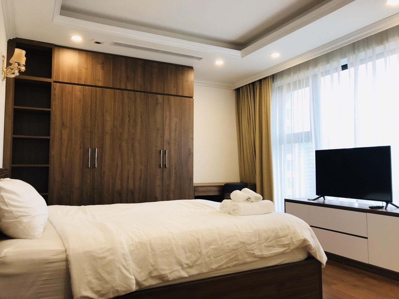 3 bedrooms apartment for rent in D;.le roi soleil, Tan Hoang Minh Group 11