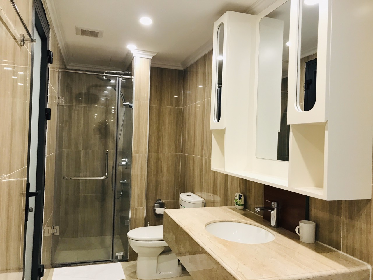 3 bedrooms apartment for rent in D;.le roi soleil, Tan Hoang Minh Group 4