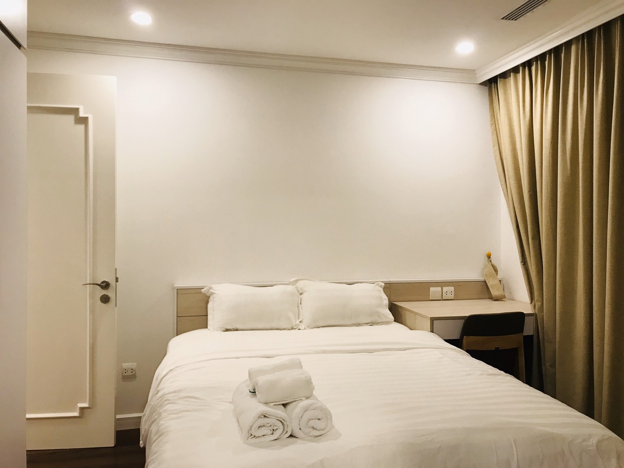 3 bedrooms apartment for rent in D;.le roi soleil, Tan Hoang Minh Group 9